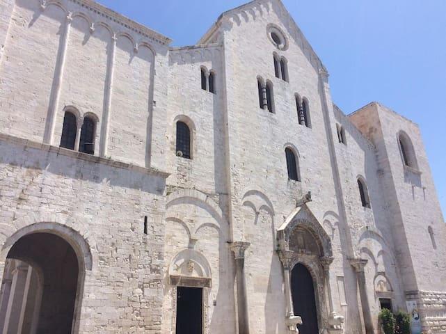 Palazzo Carmine(In pieno Borgo Antico di Bari)