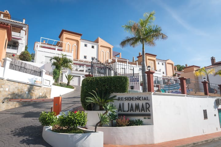 Apartment in Burriana, Nerja
