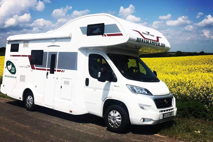 Rent a Camper ® in Bucharest - ROLLER TEAM KRONOS
