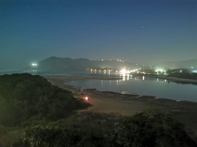 Views to make you gasp! 5 Sleeper. Port St Johns