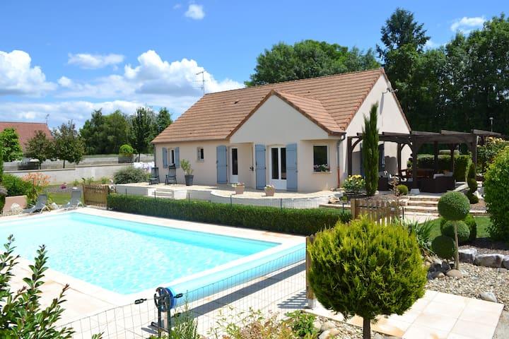 le Clos Gwadys - Chevigny-en-Valière - Huis