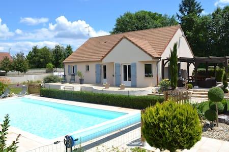 le Clos Gwadys - Chevigny-en-Valière - House