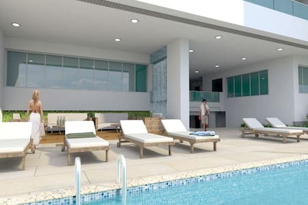 Hab. confortable en zona turística - Cartagena