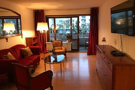 Elegante Wohnung Nähe Schloß - Saarbrücken - Apartament