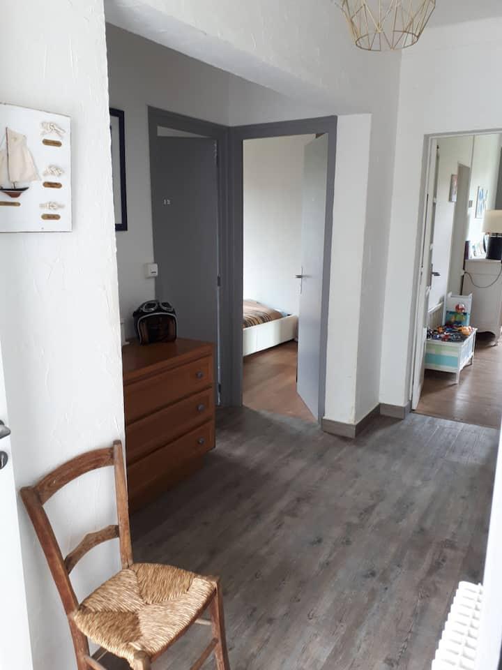Maison confortable Anglet ( blancpignon)