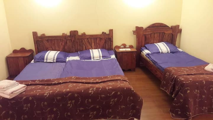 Triple Room - Beauty Hotel Dilijan