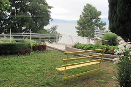 Lake view apartment - Vacation house in Peshtani - Peštani - Lägenhet