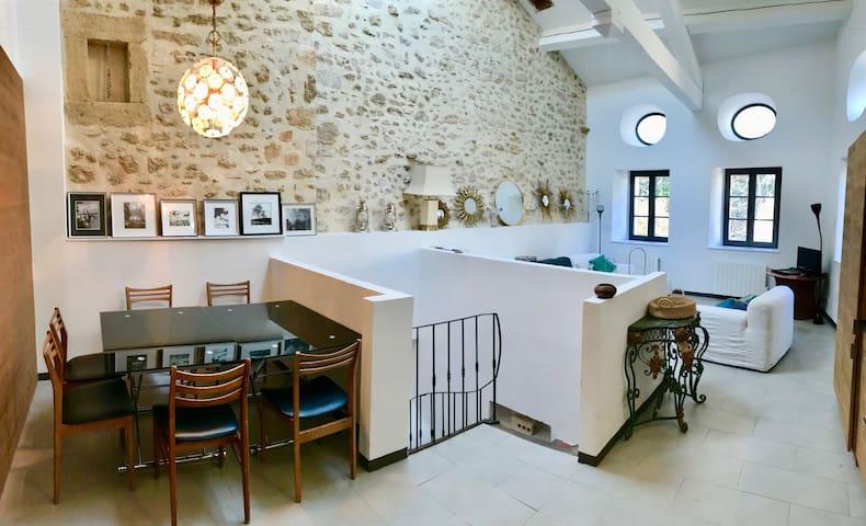 Belle Maison de Village 3 chambres au calme absolu