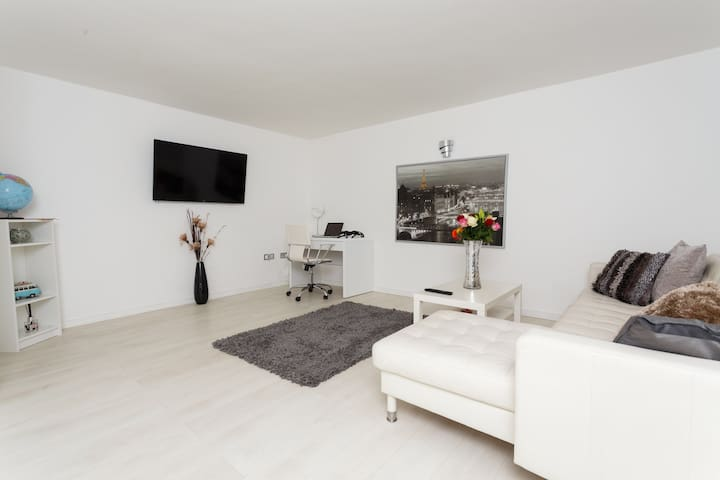 Luxury private city apartment - Leeds - Apartamento