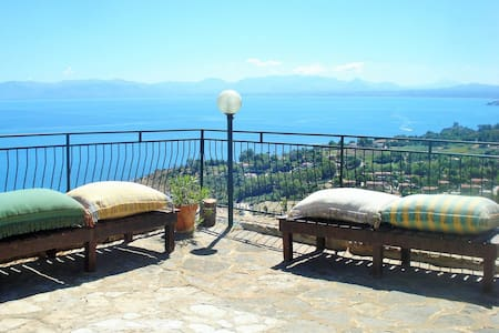 ** FABULOUS VIEW FRONT OF MEDITERRAIN SEA ** - Scopello - Villa