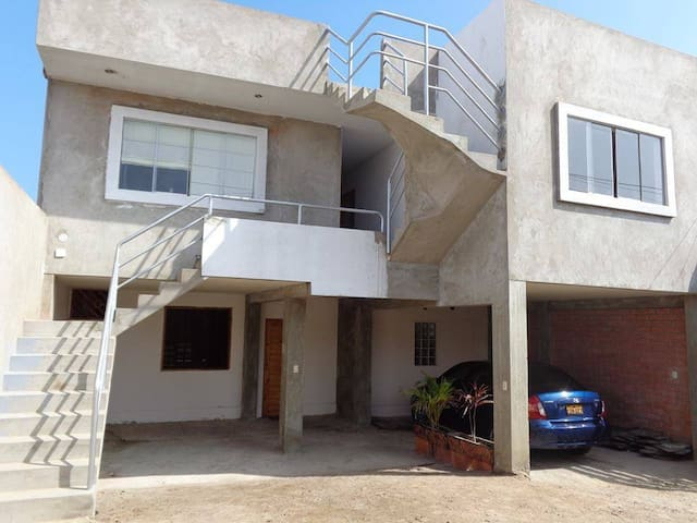 Departamento en San Bartolo, Surf Beach - Sea view