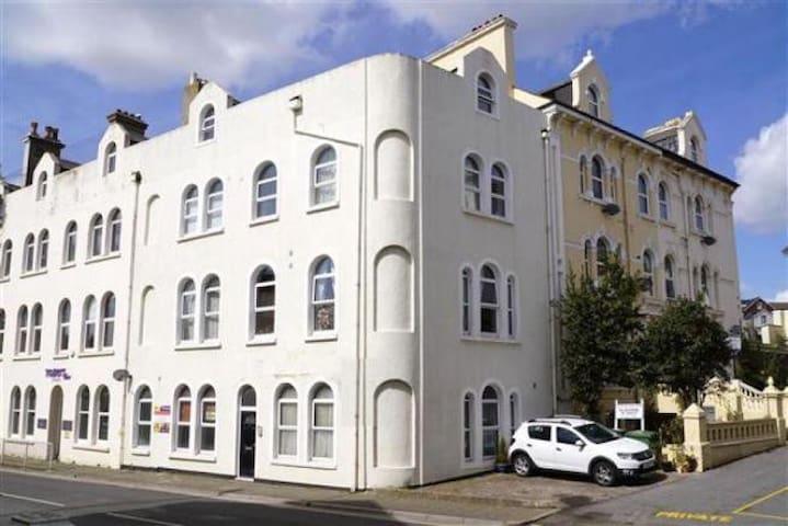 Modern, comfortable beach town flat - Teignmouth - Appartement