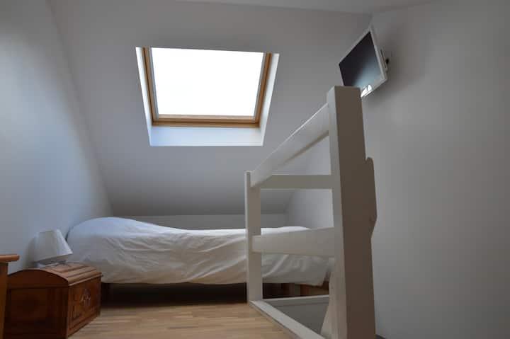 Charmant studio en duplex au cœur d'Avallon