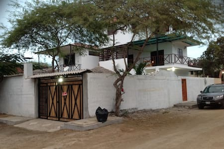 House in Ayangue with Wifi and fan - Ayangue