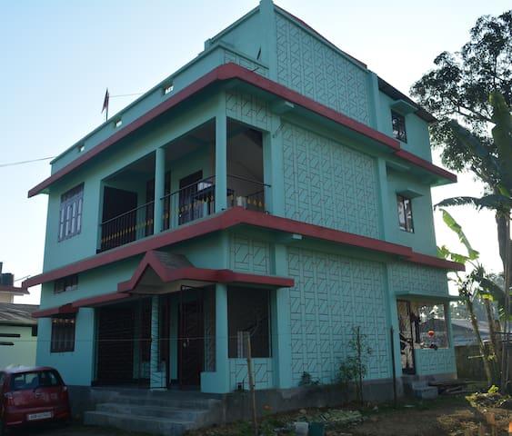"Travellers homestay @ ""Jayanti Villa"""