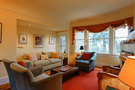 Elegant 2BR Home by Cole Valley - San Francisco