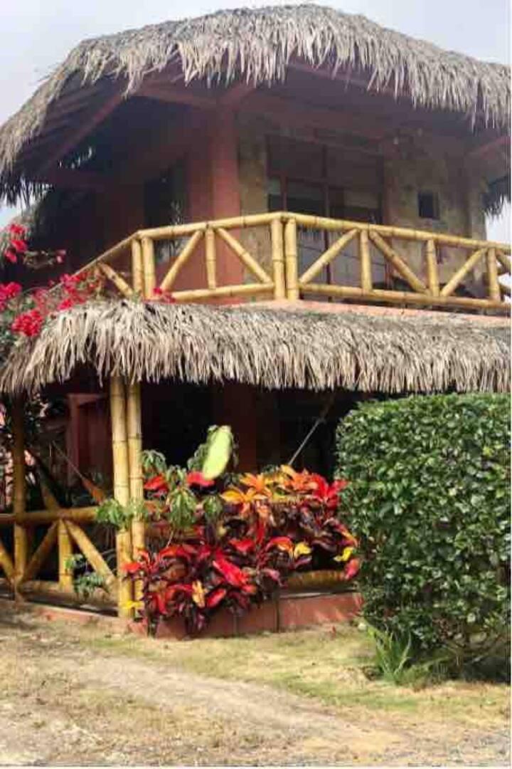 Casa campo y de playa relax