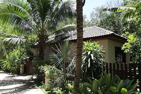 Adventure Resort (Bungalow Nr. 4) - Muang Pattaya - Bungalow