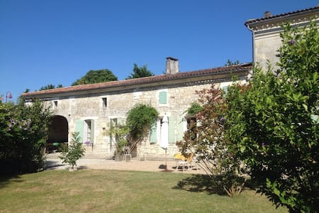 GITE in 19th C French Country house - Wohnung