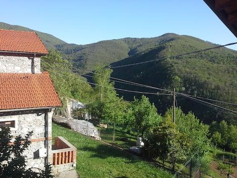卡薩裏奧可愛小村莊的房間