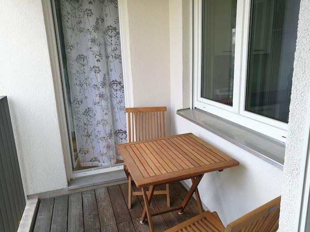 Beautiful and quiet apartment in Munich - Munic - Pis