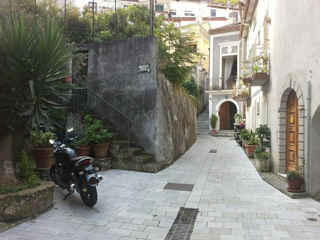 Appartamento Maratea Centro Storico
