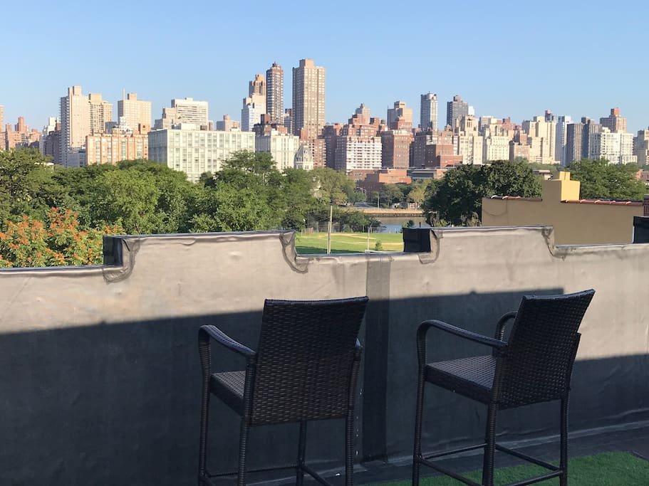 New 5 star penthouse manhattan skyline roof deck b for Appartamenti economici new york manhattan