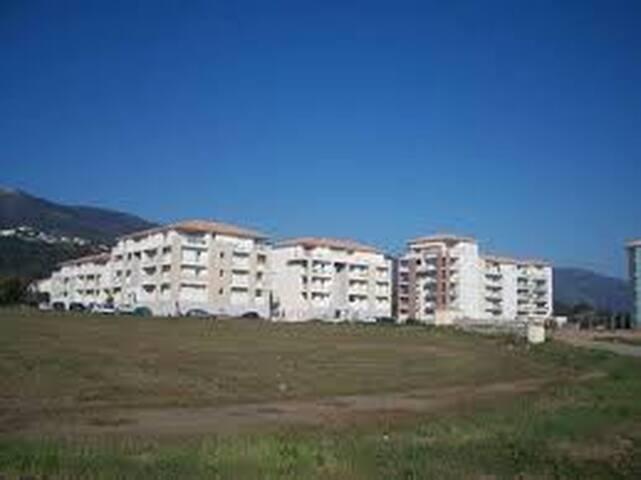 Location T2 état neuf - Lucciana