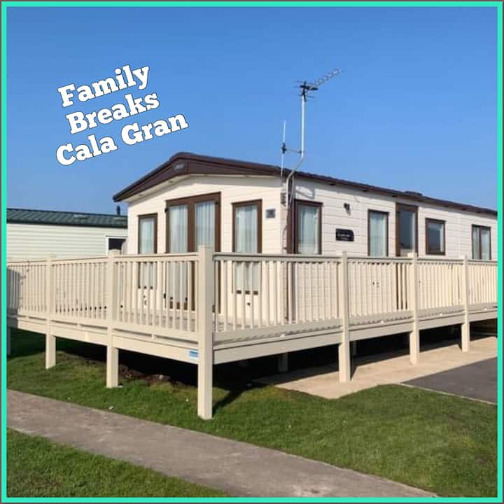 Blackpool Cala Gran Holiday Park WiFi & Parking