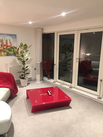 Staines - Quiet room close to LHR - Staines-upon-Thames - อพาร์ทเมนท์