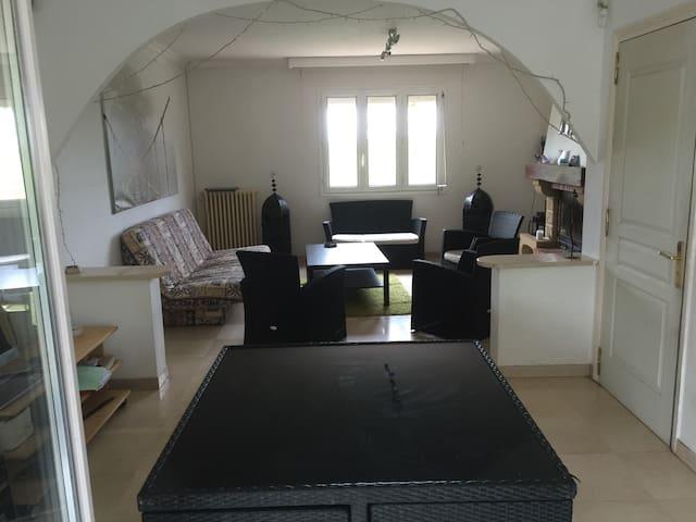 Très belle maison  plein pied - Lavaur  - Dům