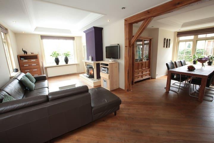 Prachtige ruime woning in het buitengebied Aalten - Aalten - Rumah