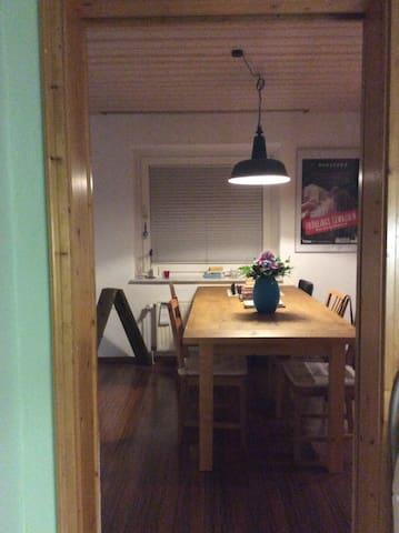 Gemütliches Zimmer mit Küche , Bad, Garten..... - Gifhorn