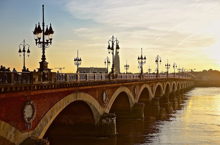 Famous Napoleon Bridge