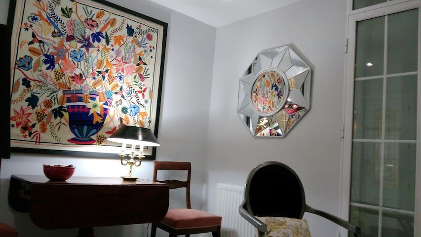 Apartamento Madrid-Retiro-M 30