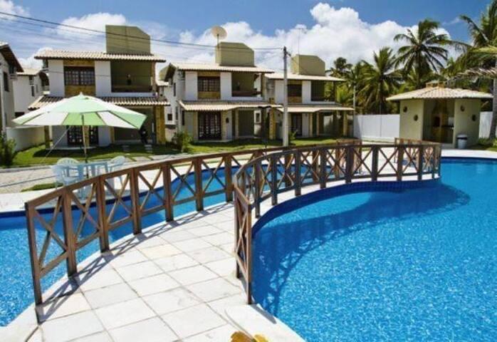 Condomínio Mar de Tabatinga - Casa 21