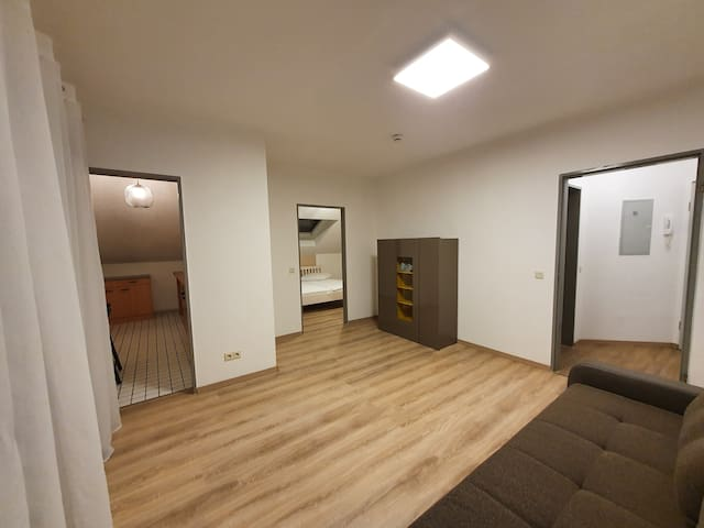 Beautiful City Apartment 41 m² für bis 4 Personen