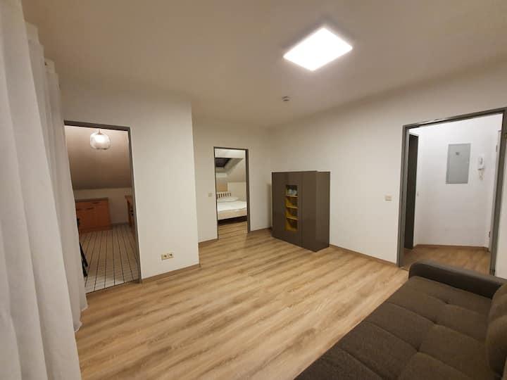 Beautiful City Apartment 41 m² für bis 4 Personen