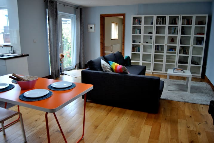 Modern, Stylish and Bright Entire Apartment - Dublin - Byt