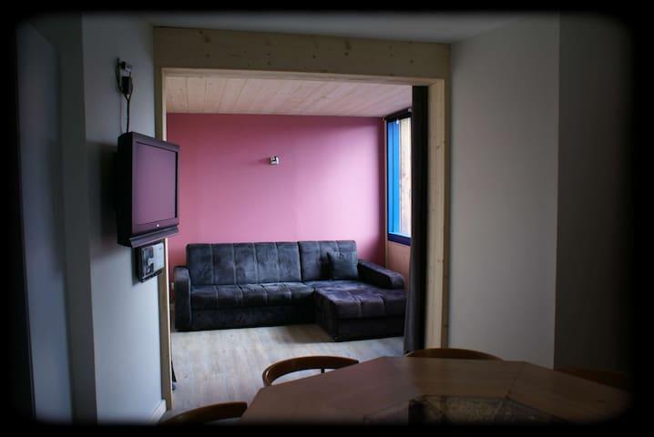 Les gîtes du Rioul : pour 6 personnes - Les Estables - Apartment