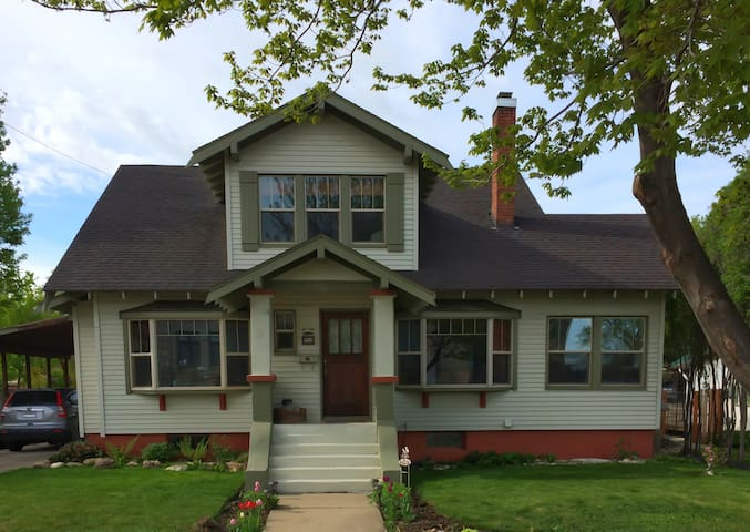 1930s Craftsman in the Heart of Baker City