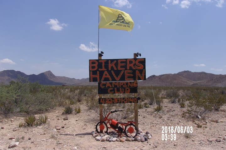 BIKER'S HAVEN CAMP