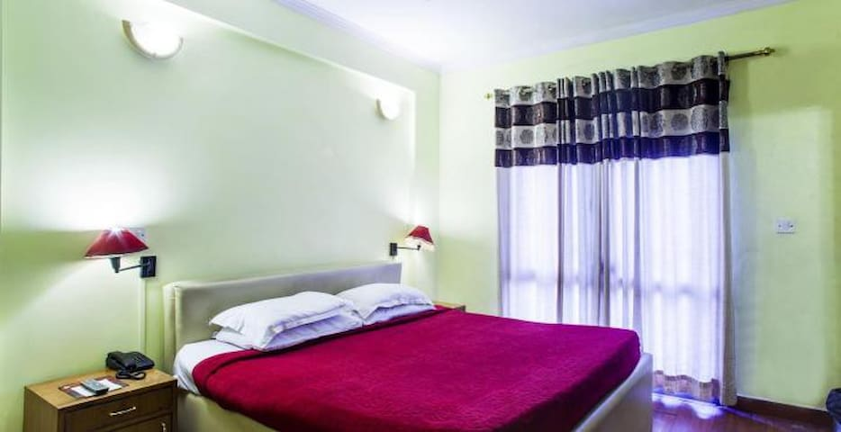 Luxurious Family Suite - Nainital - Hotel butik