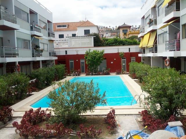Nice apartment with swimming pool in Las Palmas