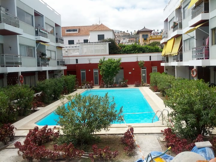 Nice apartment with swimming pool in Las Palmas