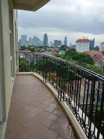 Apartment 4BR in Menteng 92sqm - Menteng - 아파트