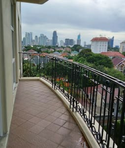 Apartment 4BR in Menteng 92sqm - Menteng - Apartemen