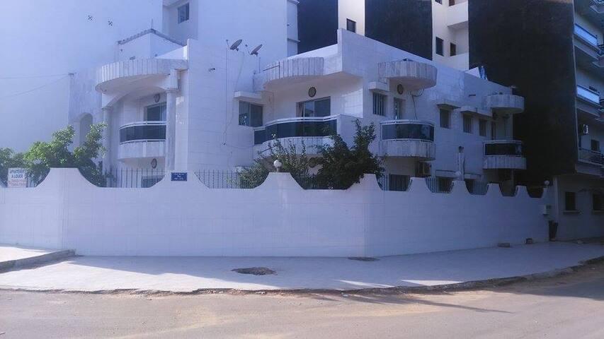 T3 meublé climatisé Dakar Mariste - Dakar - Villa