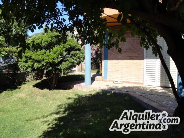 Casa/apto entero - 8 personas - Villa Carlos Paz - Casa