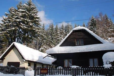 Valašská chalupa Bukoriška - Velké Karlovice - Alpstuga
